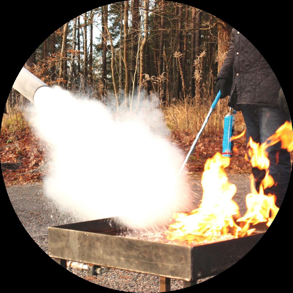 Schulungen im Brandschutz